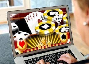 Online casino's