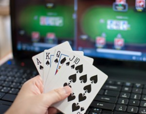Gokken op internet legaal